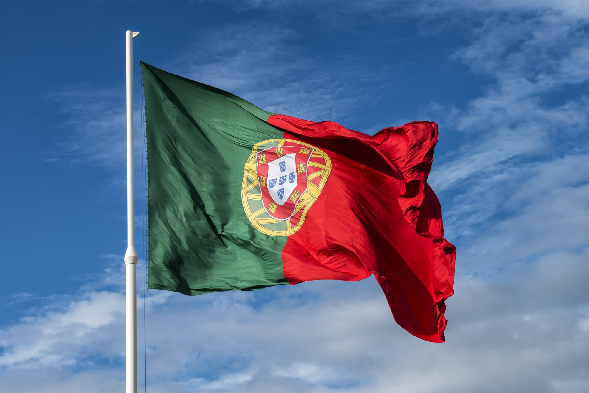 Portugal Flag Expats Portugal