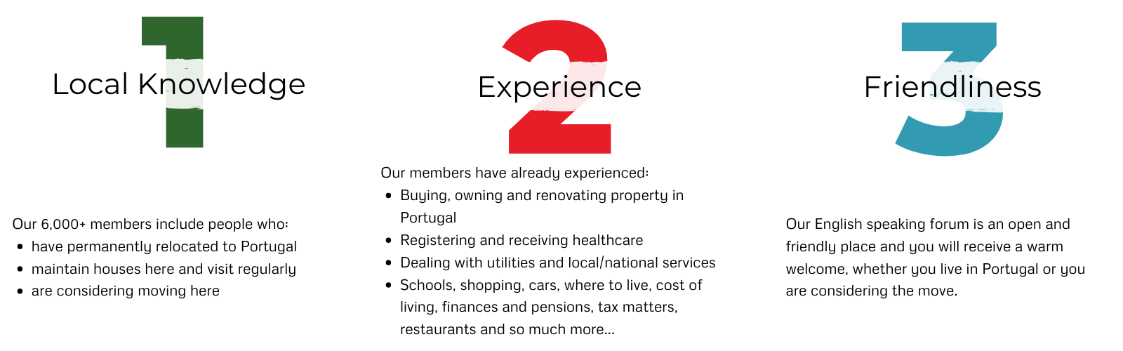 Expats Portugal Forum Banner