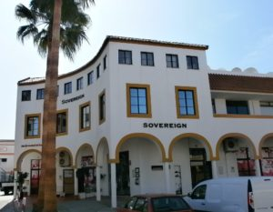 Sovereign Group office Algarve