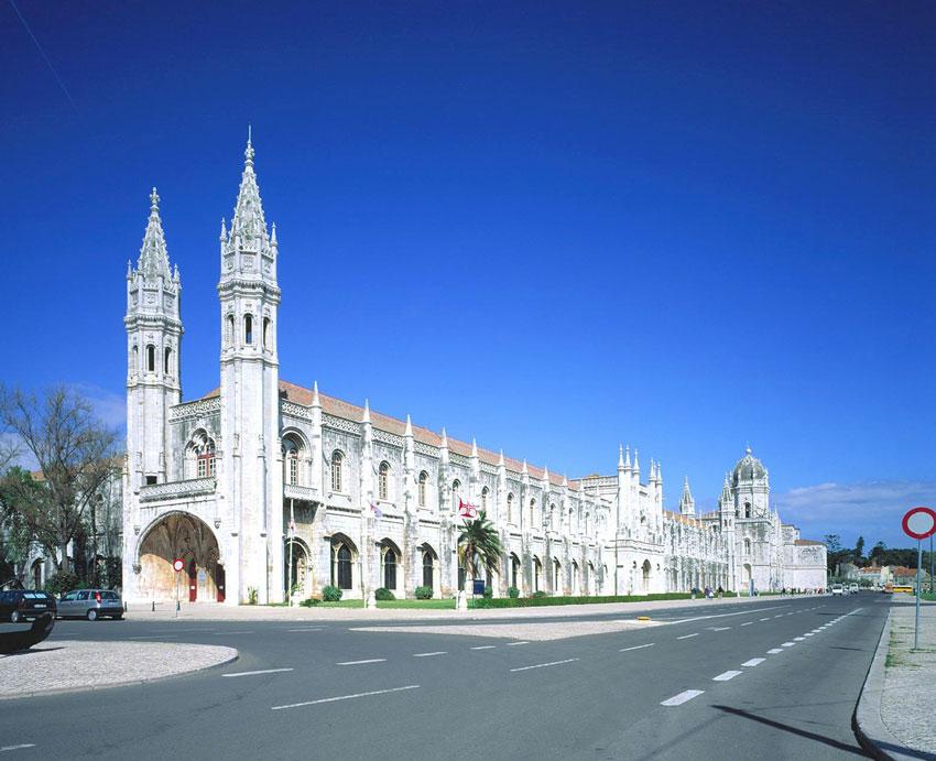 Mosteiro dos Jerónimos, Belem